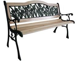 Ławka żeliwna ogrodowa TULIPAN