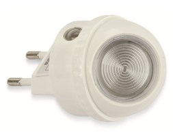Grundig 70 – LED Nocne światło do gniazdka z czujnikiem 1xLED/0,4W/230V
