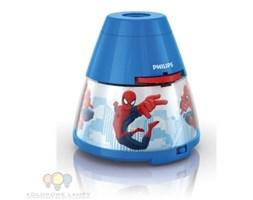 Philips Spiderman 71769/40/16 Projektor Led Lampka --- WYSYŁKA 48H ! ---