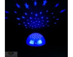 Reality Leuchten R53430012 lampka nocna LED z projektorem gwiazd (1)