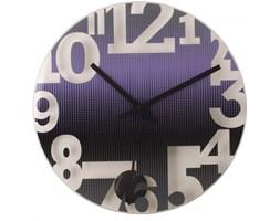 NeXtime Anytime - Zegar ścienny - Swing - fioletowy - 8127 PA