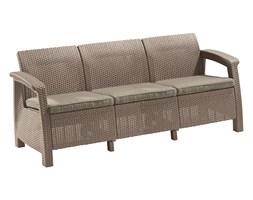 Corfu love seat max Trzyosobowa sofa
