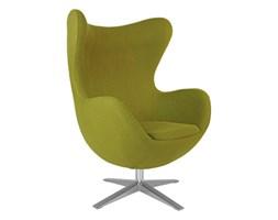 Fotel Jajo D2 szeroki tkanina oliwkowa kod: 5902385705844