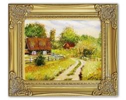 Dworki, młyny, chaty - Lato na wsi - 27x32 cm - G04318