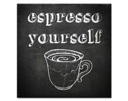 Czarno-białe - Espresso yourself - 40x40 cm - G95240