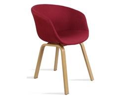 krzesło Leo bordowy Bettso