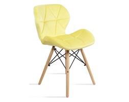 krzesło Milo Velvet żółty Bettso