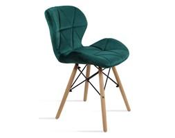 krzesło Milo Velvet zielony Bettso