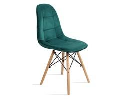 krzesło Fabio Velvet zielony Bettso