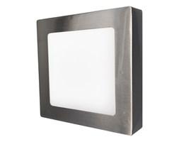 LED Kinkiet 1xLED/18W/230V srebrna/ciepła biel