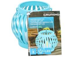 Grundig - LED Latarnia LED/1xCR2032 niebieski