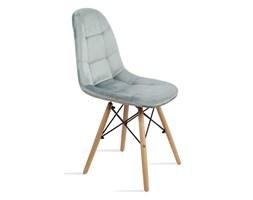 krzesło Fabio Velvet jasno szary Bettso