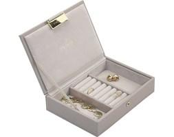 Pudełko na biżuterię z pokrywką mini Stackers taupe