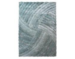Niebieskozielony dywan Flair Rugs Furrow Duck Egg, 80x150 cm