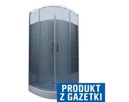 Armazi Kabina prysznicowa Kosta 80 półokrągła