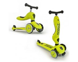 Scoot & Ride Highwaykick 2w1 Lime 96204