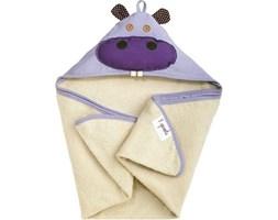 Ręcznik dziecięcy z kapturem 3 sprouts hipopotam