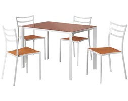 Zestaw stół i krzesła Fiesta 1+4 YS5206,YS2501