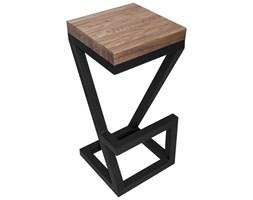 Krzesło barowe HOKER X - loft - industrial