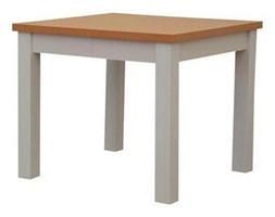Stół drewniany - kwadratowy 90x90