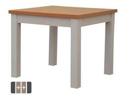Stół drewniany kwadratowy - rozkładany do 190cm