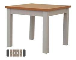 Stół drewniany kwadratowy - rozkładany do 290cm
