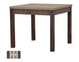 Stół rozkładany do 190cm - wymiary: 90x90