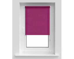 Roleta Mini Classic 96X150 burgund DECODESIGN
