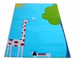 IVI Carpets Żyrafa Dywan Soft Play - turkusowy 101MN040TZ13182