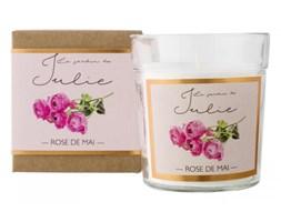 Świeca zapachowa ROSE DE MAI Le jardin de Julie kod: ZVV008RMLJ