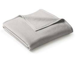 Koc bawełniany Biederlack Uno Cotton Silber
