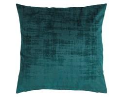 Poduszka Vintage Velvet ciemny turkus 50 x50 cm