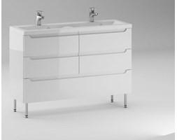 Szafka z Umywalką Stojąca ETHOS 120 DUO BOX
