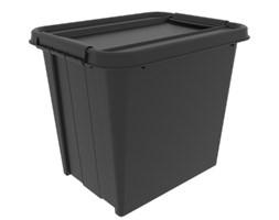 Pojemnik Pro box 53L z recyklingu Plast-Team