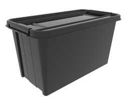Pojemnik Pro Box 70L z recyklingu Plast-Team