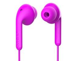 DeFunc Earbud Basic Music (różowy)