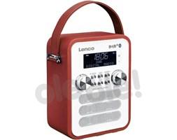 Lenco PDR-050 (czerwony)