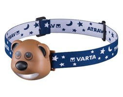 VARTA Paul The Bear Head Light 3AAA- szybka wysyłka!