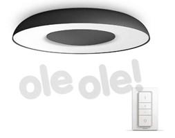 Philips Still Hue Ceiling Lamp Black 32613/30/P7- szybka wysyłka! - Raty 10x0%