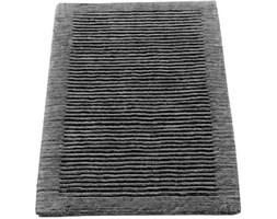 Dywanik łazienkowy Cawo ręcznie tkany 60 x 60 cm antracytowy