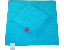 Ręcznik niebieski 140x70 cm S.Oliver gładki