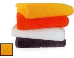 Ręcznik żółty 100x50 cm S.Oliver gładki