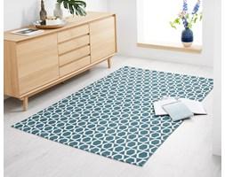 Dywan bawełniany ze wzorem w sześciokąty