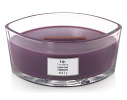 WoodWick świeca zapachowa Elipsa Dark Poppy