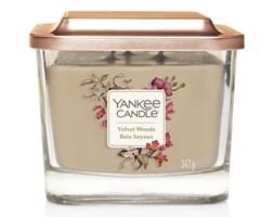 Yankee Candle Elevation świeca zapachowa Velvet Woods średnia kwadratowa