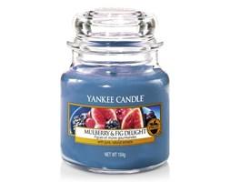 Yankee Candle świeca zapachowa Mulberry & Fig Delight słoik mały