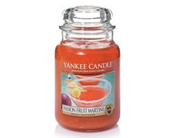 Yankee Candle świeca zapachowa Passion Fruit Martini słoik duży