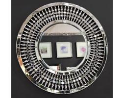 Lustro Iness z Kryształkami 80x80