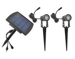 Zestaw solarny 2x reflektor Solar LED SPIKE 2X1W