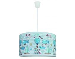 COLUMB lampa wisząca 1 x 40W E27  sufitowa do pokoju dziecięcego sterowiec balon zwis DUOLLA 8834